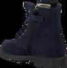 OMODA Bottines à lacets B2045 en bleu - small