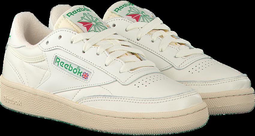 REEBOK Baskets CLUB C 85 WMN en beige - larger