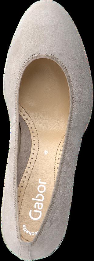 GABOR Escarpins 470.2 en beige  - larger