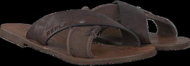 Bruine REPLAY Slippers CARRIK  - large