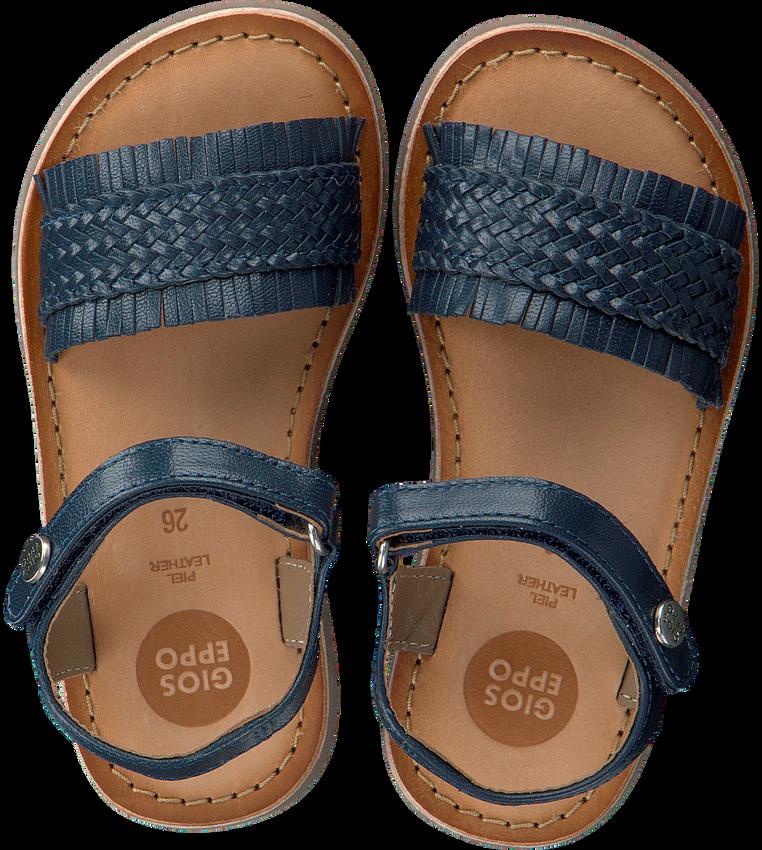 Blauwe GIOSEPPO Sandalen 48615  - larger