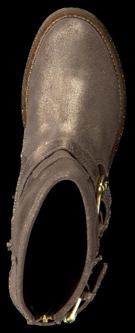 OMODA Bottes hautes LEVA SHORT en bronze - large