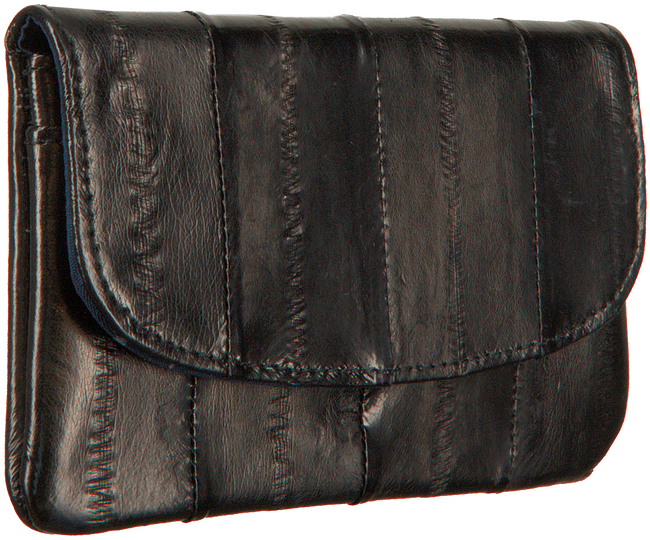 BECKSONDERGAARD Porte-monnaie HANDY RAINBOW AW19 en noir  - large