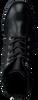 OMODA Bottines à lacets P15924 en noir - small