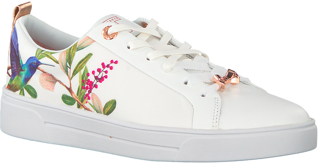 TED BAKER Baskets AHFIRA HIGHGROVE en blanc - large