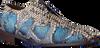 FLORIS VAN BOMMEL Richelieus 18224 en bleu  - small