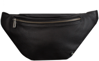 Zwarte DEPECHE Heuptas BUM BAG 12556 - medium