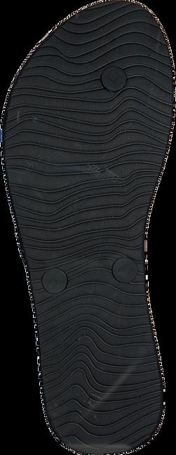 REEF Tongs CUSHION BOUNCE en noir  - large