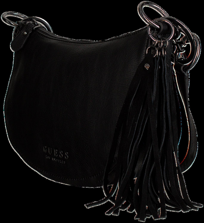 4a9748346a GUESS Sac bandoulière HWVM70 94120 en noir - large. Next
