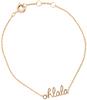 ALLTHELUCKINTHEWORLD Bracelet URBAN BRACELET OHLALA en or - small