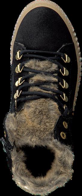 BULLBOXER Bottines à lacets AIB504 en noir - large