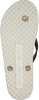 MICHAEL KORS Tongs MK FLIP FLOP en blanc - small
