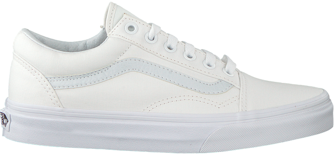 Witte VANS Sneakers UA OLD SKOOL WMN - large