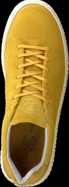 SCOTCH & SODA Baskets basses BRILLIANT en jaune  - large