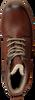OMODA Bottines à lacets 530076 en cognac - small