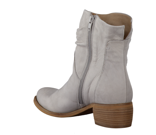 VIA VAI Bottines 120405 en blanc - large