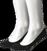 Zwarte TOMMY HILFIGER Sokken WOMEN REGULAR STEP - small