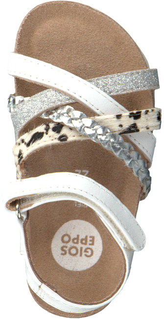 Witte GIOSEPPO Sandalen CARTHAGE  - large