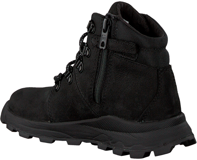 TIMBERLAND Bottines à lacets BROOKLYN HIKER KIDS en noir  - large