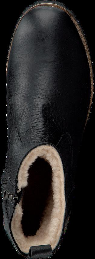 BLACKSTONE Bottillons OM63 en noir - larger