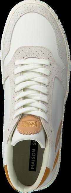 Witte SCOTCH & SODA Hoge sneaker LAURITE HIGH - large