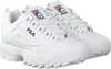 Witte FILA Sneakers DISRUPTOR KDS - small