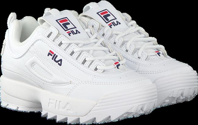 Witte FILA Sneakers DISRUPTOR KDS - large