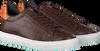 ARMANI JEANS Baskets 935022 en marron - small