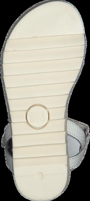 GIOSEPPO Sandales TIARA en blanc - large