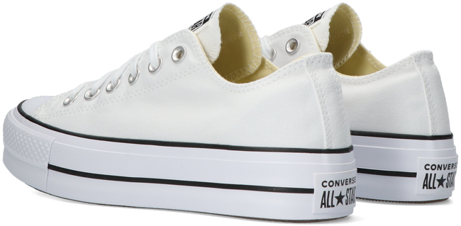 Witte CONVERSE Sneakers CHUCK TAYLOR ALL STAR LIFT - large
