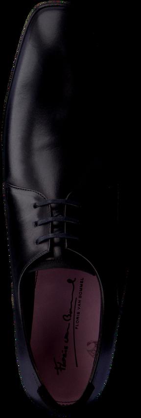 Black FLORIS VAN BOMMEL shoe 14095  - larger
