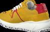 Omoda X DHL Baskets basses DAMES DHL en jaune  - small