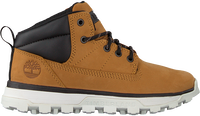 TIMBERLAND Bottines à lacets TREELINE MID en camel  - medium