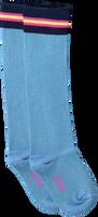 Blauwe LE BIG Sokken TABRETT KNEE HIGH  - medium