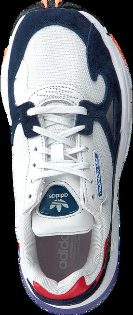 6b08750f6e9 Witte ADIDAS Sneakers FALCON WMN - Omoda.be