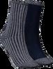 Blauwe TOMMY HILFIGER Sokken TH WOMEN VERTICAL LUREX - small