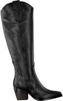 VERTON Bottes hautes 667-007 en noir  - medium
