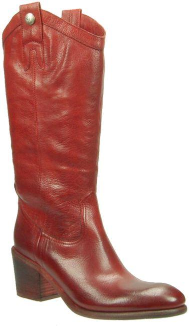 Rode PAKROS Lange laarzen 206302  - large
