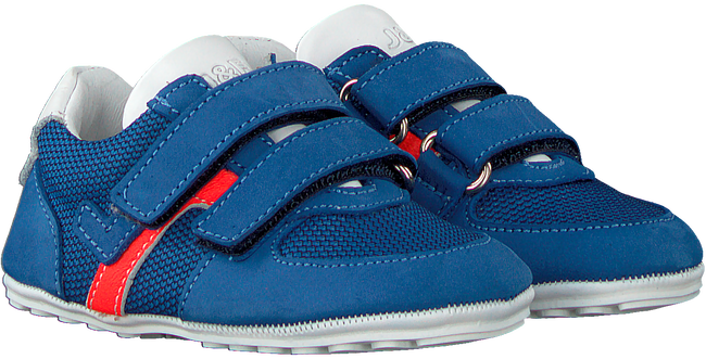 Blauwe JOCHIE & FREAKS Babyschoenen 20010  - large
