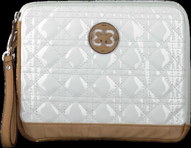 BOO! Mobile-tablettehousse MIMOSA en blanc - large