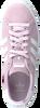 ADIDAS Baskets CAMPUS J en rose - small
