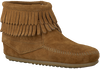 MINNETONKA Bottillons 2292 KIDS en cognac - small
