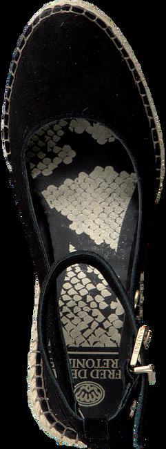Zwarte FRED DE LA BRETONIERE Espadrilles 153010158  - large