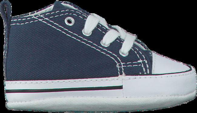 CONVERSE Chaussures bébé FIRST STAR en bleu - large