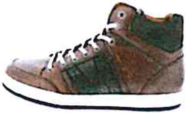 brown CHABEL shoe 24305  - large