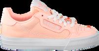 Roze ADIDAS Lage sneakers CONTINENTAL VULC C  - medium