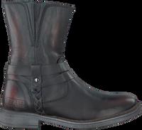 Zwarte JOCHIE & FREAKS Lange laarzen 16370  - medium