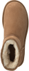 UGG Bottes fourrure CLASSIC MINI II en marron - small