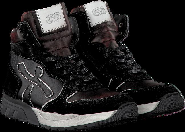 Zwarte GIGA Sneakers 6842  - large