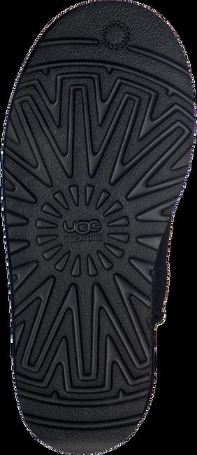UGG Bottes fourrure CLASSIC MINI KIDS en noir - large